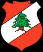 Lebanon Emblem