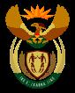 South Africa Emblem