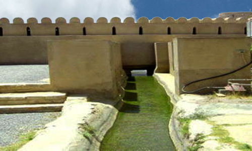 Aflaj Irrigation Systems of Oman