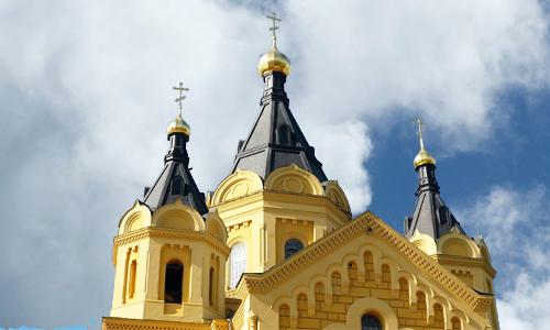 Alexander Nevskiy Monastery