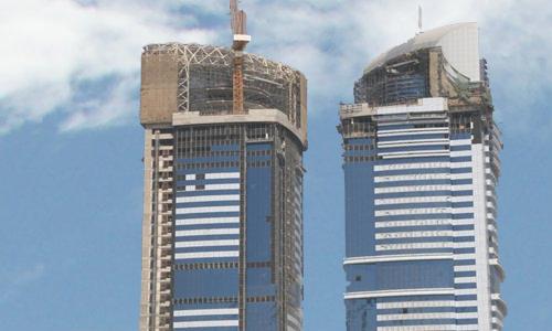 Angsana Hotel Tower 1