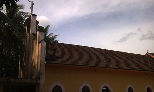 Arohana Marthoma Church, Anicadu