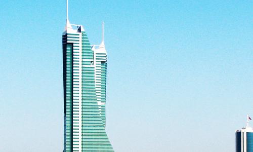 Bahrain Financial Harbour 1