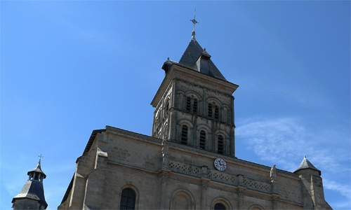 Basilica of St. Seurin, Bordeaux