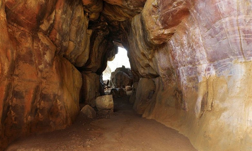 Rock Shelters of Bhimbetka