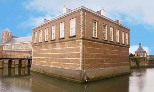 Breda Castle