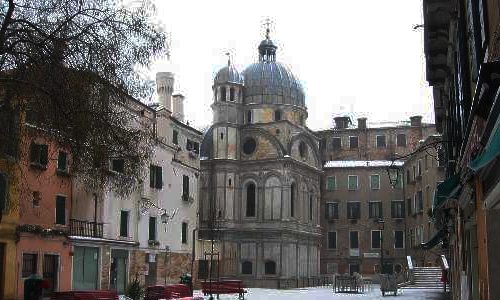 San Canciano church