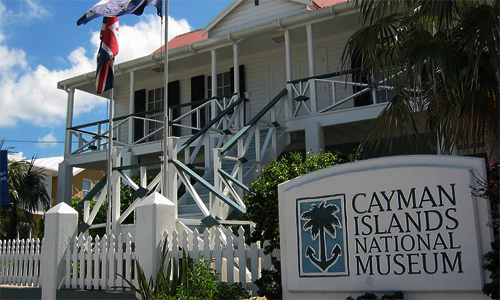 Cayman Islands National Museum,