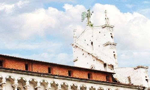 San Cristoforo church