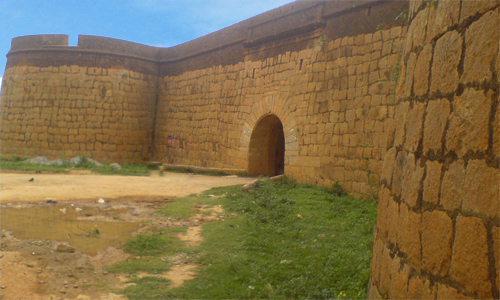 Devanahalli Fort, Near New Bangalore Airport