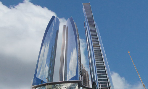 Etihad Tower
