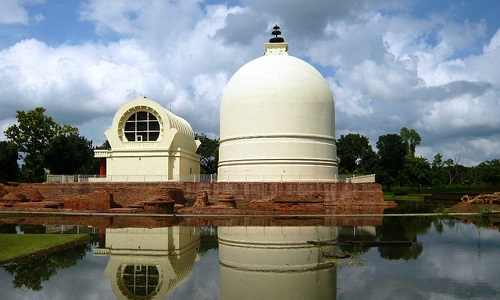 Evas Mahaparinirvana Temple