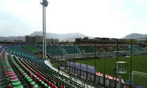 Foolad Shahr Stadium