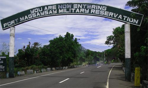 Fort Magsaysay