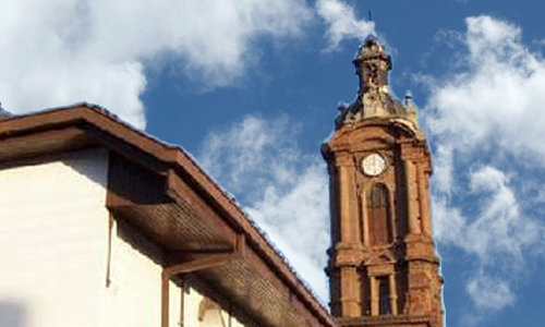 San Francisco Church, Valparaíso