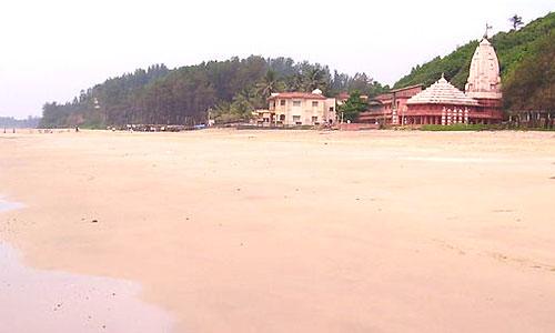 Ganapatipule beach