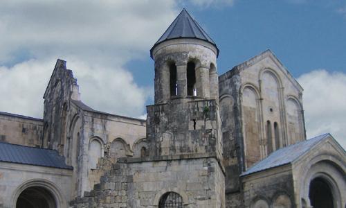 Bagrati Cathedral and Gelati Monastery