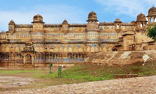 Gwalior Fort, largest in India
