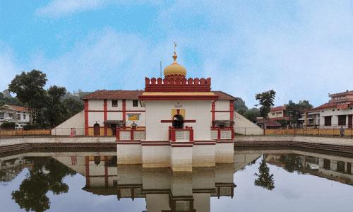 Hindu Omkareshwara Temple