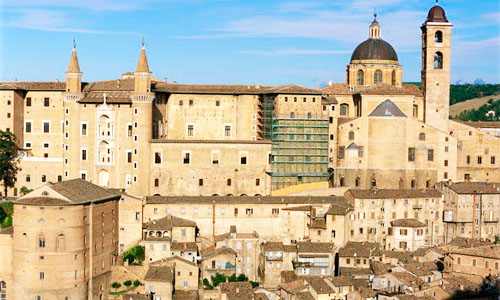 Historic Centre of Urbino