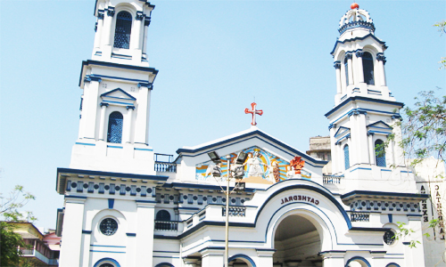 cathedral of the most holy rosary