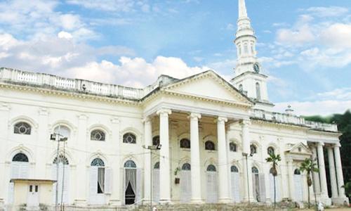 Holy Trinity Cathedral, Palayamkottai