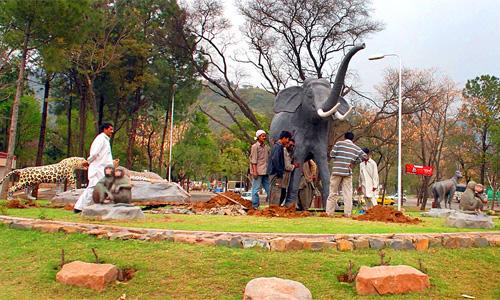 Islamabad Zoo
