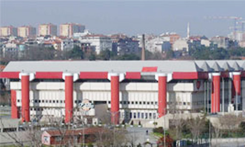 Abdi Ipekçi Spor Salonu