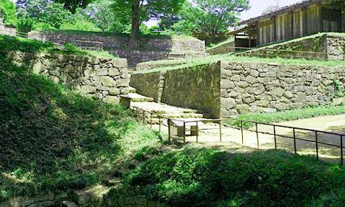 Kanayama Castle, Ota, Gunma