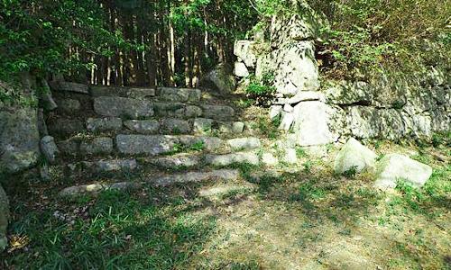 Kannonji Castle, Azuchi, Shiga