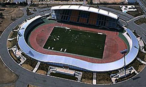 Kashiwanoha Stadium