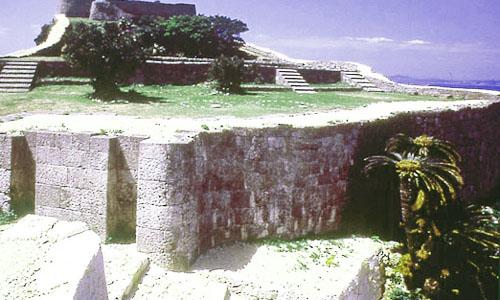 Katsuren Castle, Uruma, Okinawa