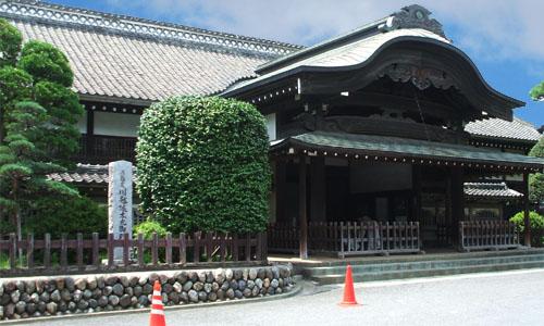 Kawagoe Castle, Kawagoe, Saitama