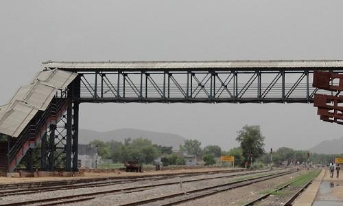Khairthal Railway Over Bridge