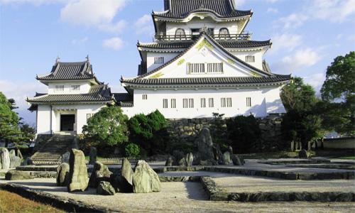 Kishiwada Castle, Kishiwada, Osaka
