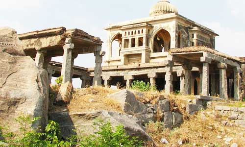 Krishnagiri Fort