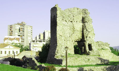 Kruševac Fortress