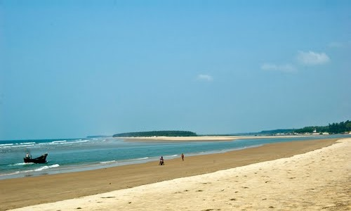 Krusnanagar Beach