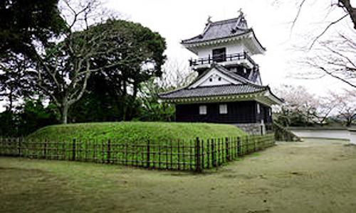 Kururi Castle, Kimitsu, Chiba