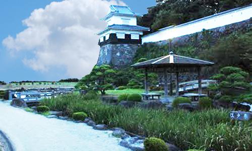 Kushima Castle, Omura, Nagasaki