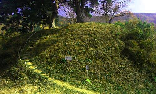 Kuwabara Castle, Suwa, Nagano