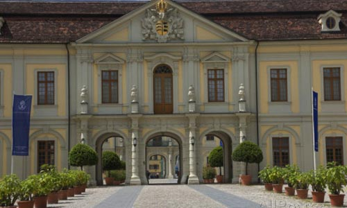 Ludwigsburg Palace, inner courtyard
