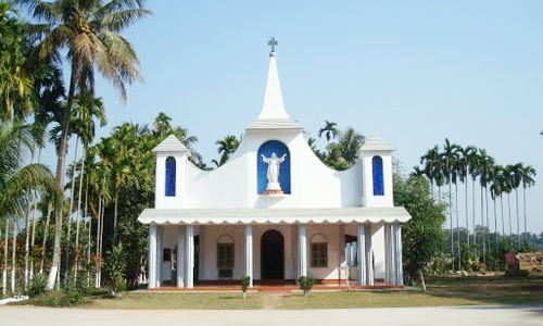 Mariam Nagar Church