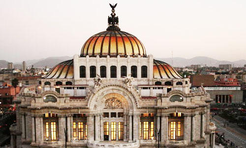 Historic Centre of Mexico City and Xochimilco