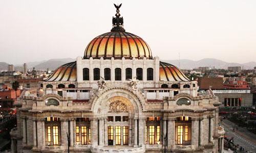 Historic Centre of Mexico City and Xochimilco
