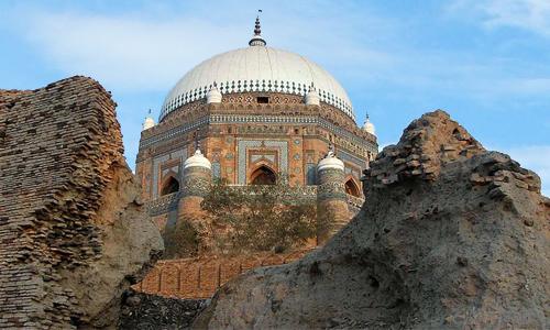 Multan Fort