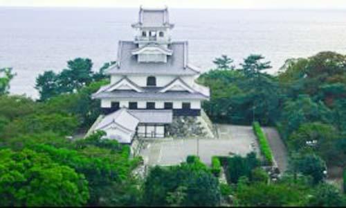 Nagamori Castle, Gifu, Gifu Prefecture