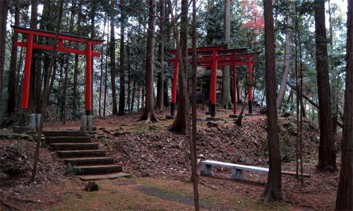 Noda Castle, Aichi Prefecture