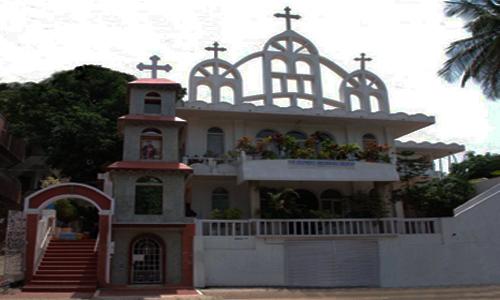 St. Stephens Orthodox Church, Visakhapatnam