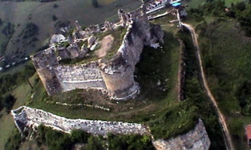 Ostrožac Castle